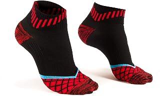 Athletic Compression Socks Designed for Sport Basketball Running Workout Gym