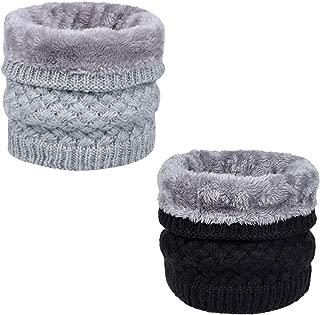 Best black knit scarf Reviews