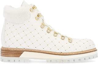 LE SILLA Luxury Fashion Womens 7512M040M1MMCHI200 White Ankle Boots | Fall Winter 19