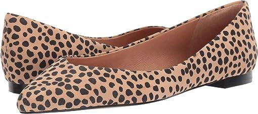 Tan/Black Leopards Spot