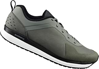 SH-CT5 Bicycle Shoes; Olive; Size 42