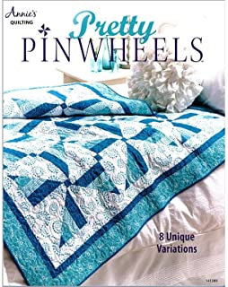 Annies Pretty Pinwheels Bk