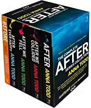 The Complete After Series Collection 5 Books Box Set by Anna Todd (After Ever Happy,..
