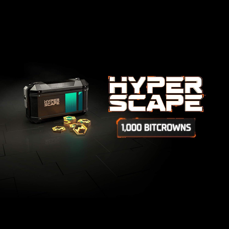 Hyper Scape - 1,000 Bitcrowns - PS4 [Digital Code]