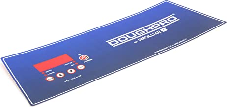 DOUGHPRO PROLUXE ODP1100B Blue Digital Control Panel