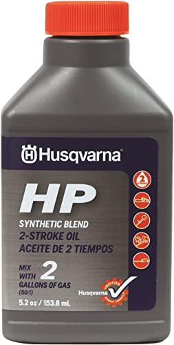 lowest Husqvarna 593271902 HP wholesale 2-Stroke outlet online sale Engine Oil, Grey sale