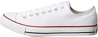 Converse Converse Chuck Taylor All Star Shoes (M7652) Low Top In Optical White Size:8.5 B(M) US Women / 6.5 D(M) US Men