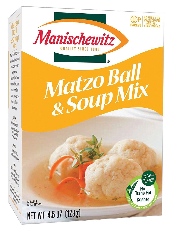 Manischewitz Matzo BallSoup Dallas Mall Mix - 24 case. OFFicial site ounce per 4.5