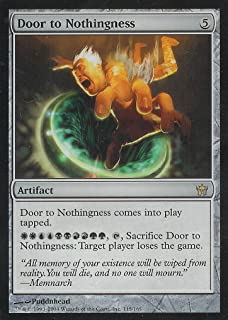Magic: the Gathering - Door to Nothingness - Fifth Dawn
