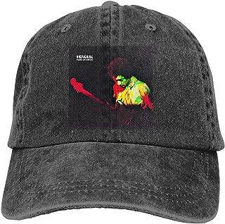 Jimi Hendrix Band of Gypsys Unisex Fashionable Sun Hat,Baseball Cap,Adjustable,Classic Hat