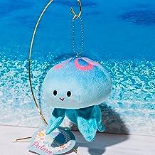 海中散歩 くらげのプルモー マスコットキーホルダー ミズクラゲ