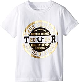 True Religion Kids - Logo Tee (Toddler/Little Kids)