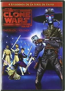 Star Wars: The Clone Wars - Temporada 2 - Vol. 1