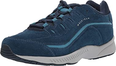 Easy Spirit Women's Romy Suede Walking Shoes Medium Blue 9 W