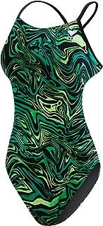 TYR Women's Heat Wave Cutoutfit Swimsuit