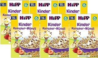 Hipp喜宝 儿童谷麦脆混合麦片,6盒装 (6 x 200 克)