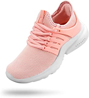 Troadlop Kids Sneaker Lightweight Breathable Running Tennis Boys Girls Shoes