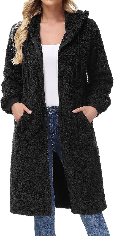 Ranking TOP8 GRACE KARIN Women's Sales Casual Pockets Hoodies Tunic up Zip Sweatshi