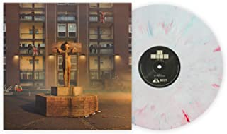 Nothing Great About Britain - Exclusive Club Edition Jawbreaker White Splatter Colored Vinyl LP