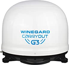 Winegard GM-9000 Carryout White Automatic Satellite