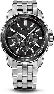BOSS Orange Men's 1512936 Big Up Analog Display Quartz Black Watch