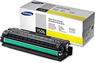 Samsung Electronics CLT-Y506S Toner, Yellow