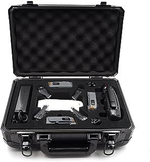 siyangmy Funda de Aluminio para dji Spark Drone (Black