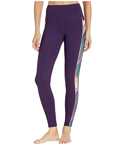 Brooks Greenlight Tights (Berry/Berry Canyon) Women