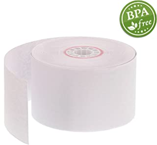 Royal 44 Millimeter x 130 Feet White Bond 1 Ply Cash Register Roll, Package of 50
