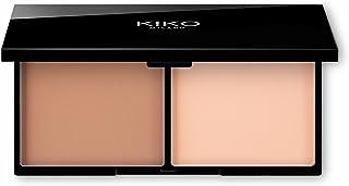 KIKO Milano Smart Contouring Palette 02 | Palet met terra en highlighter voor de contouring van het gezicht