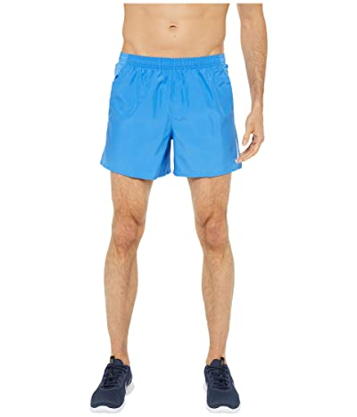 Nike Challenger Shorts 5 BF (Pacific Blue/Reflective Silver) Men