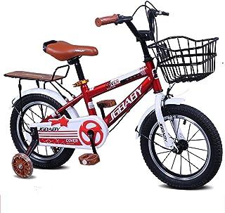 Kids Bike Boys and Girls 3-8 Years Freestyle BMX 12 14 16 18 Inch Flash Training Wheel Bike Bicycle Child Bike