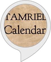 Tamriel Calendar