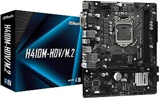 ASROCK H410M-HDV/M.2 Supports 10th Gen Intel® Core™ Processors (Socket 1200) motherboard