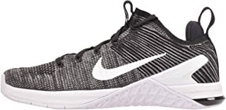 Metcon DSX Flyknit 2 Womens Trainers Cross Training Shoes (6, Black/White)