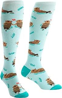 Sock It To Me, Knee High Funky Socks: Sea, Ocean, Nautical