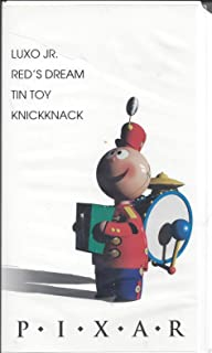 Luxo Jr. / Red's Dream / Tin Toy / Knickknack