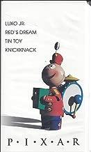 Luxo Jr. / Red's Dream / Tin Toy / Knickknack