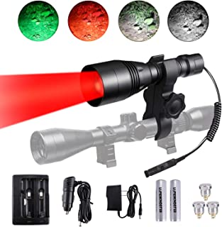 LUMENSHOOTER A8Plus Long Range Zoomable Hunting...