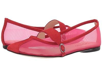 Repetto Mylen (Red/Pink) Women