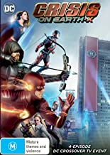 Crisis on Earth-X DC Crossover (DVD)