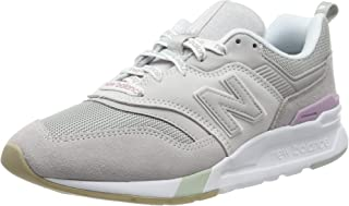 New Balance Women's 997H Sneakers Leather Light