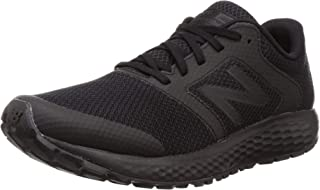 new balance Men's 420 Black Running Shoe