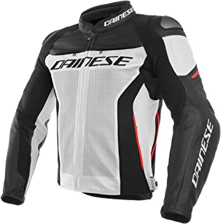 dainese zen evo perforated leather jacket