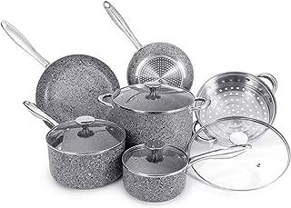 Best stone cookware pots Reviews