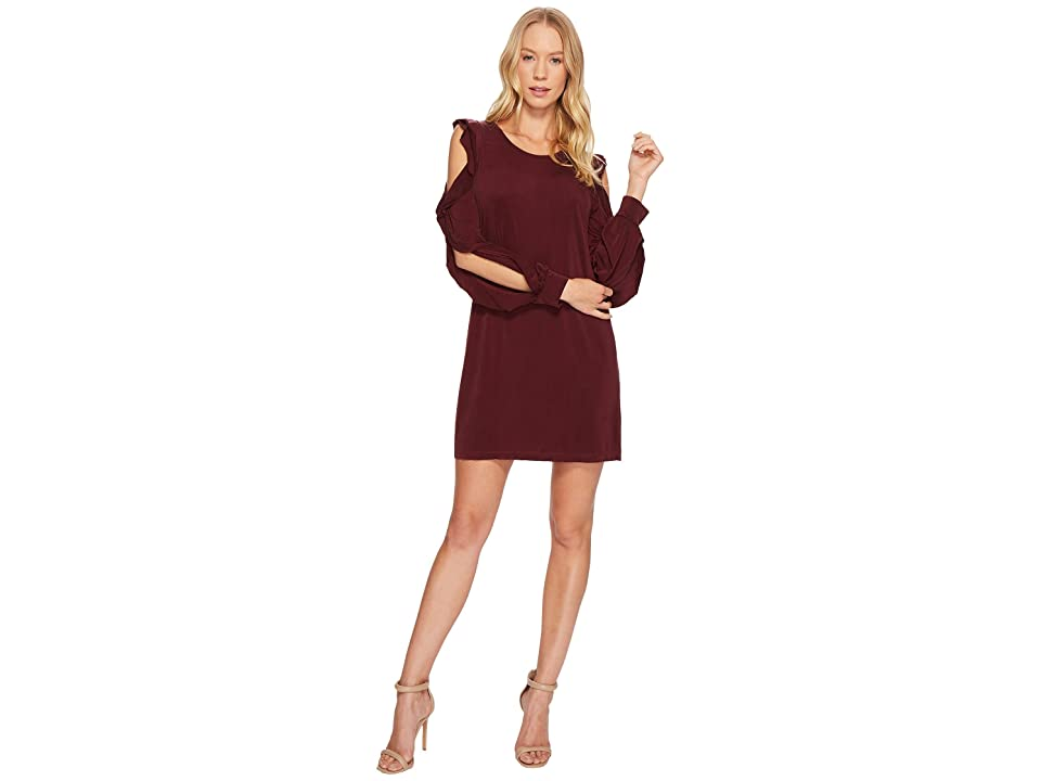 Young Fabulous & Broke Kaitlin Dress (Fig) Women