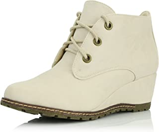 Best oxford style wedge booties Reviews