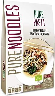 PureNoodles - Glutenfria nudlar utan kolhydrater - 10 x 200 gr paket