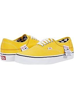 Yellow vans + FREE SHIPPING   Zappos.com