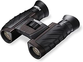 Steiner Safari UltraSharp 10x26 Binoculars - Lightweight, high Magnification, Rugged, Compact - Perfect for Travelling, Hi...